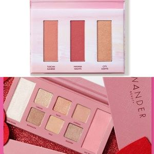 Wander beauty 2 palette set